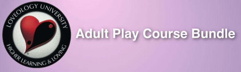 Adult Play Course Bundle